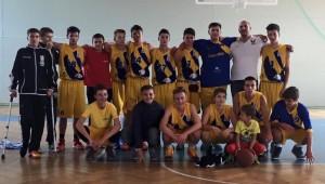 U16 vs Cluj