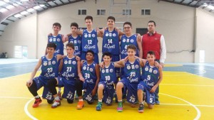 Echipa 4Sports U14 - Cristi are nr.12 Foto - Facebook Cristi Cotoara