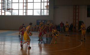 16.01.2016 - U14 - Sibiu